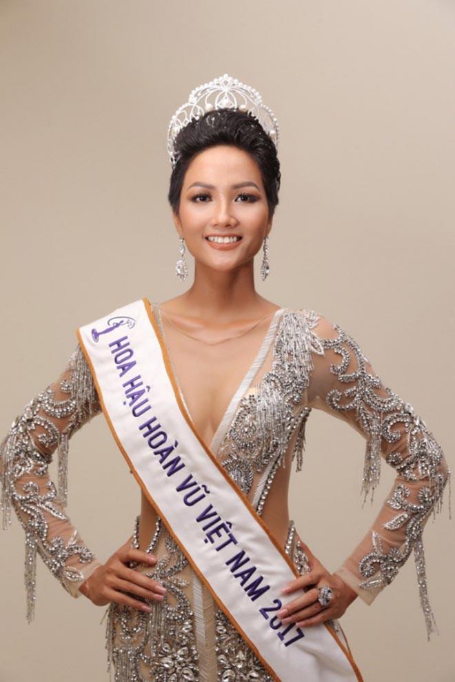 Chuyện tân hoa hậu H'Hen Niê bị đe doạ, ép buộc cắt tóc trước chung kết - Ảnh 1.