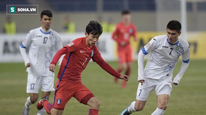Đối thủ của U23 Việt Nam tại chung kết tuyên bố đầy ngạo nghễ sau khi đè bẹp Hàn Quốc - Ảnh 1.