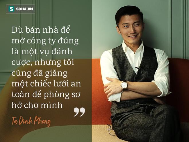 Tạ Đình Phong bị nhân viên tạt xô nước đá vào mặt và đạo lý khiến ai cũng phải suy ngẫm - Ảnh 3.