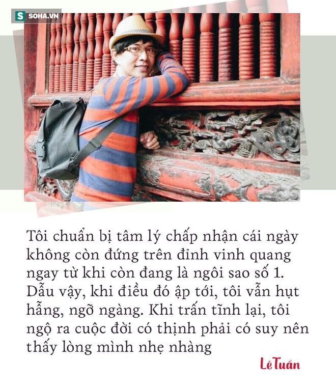 Ngôi sao ca nhạc Lê Tuấn: Hôm qua còn được săn đón, chiều chuộng hôm nay đã bị thờ ơ! - Ảnh 3.