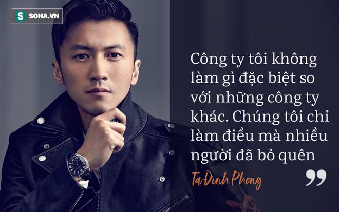 Tạ Đình Phong bị nhân viên tạt xô nước đá vào mặt và đạo lý khiến ai cũng phải suy ngẫm - Ảnh 8.