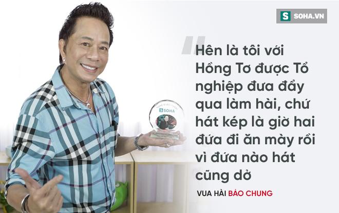Vua hài Bảo Chung đi diễn tỉnh, người dân không cho ngủ nhờ vì nhìn mặt gian, sợ trộm cắp - Ảnh 1.