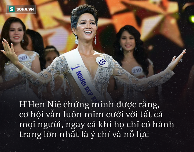 Dáng ngồi HHen Niê và sự kiêu hãnh của một hoa hậu! - Ảnh 2.