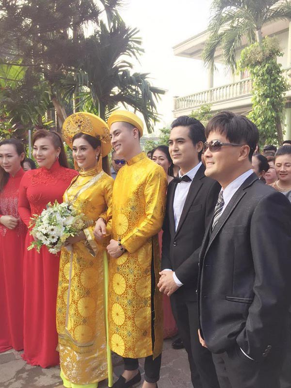 [CẬP NHẬT] Sao Việt bắt đầu xuất hiện tại đám cưới Lâm Khánh Chi với chồng kém 8 tuổi - Ảnh 20.