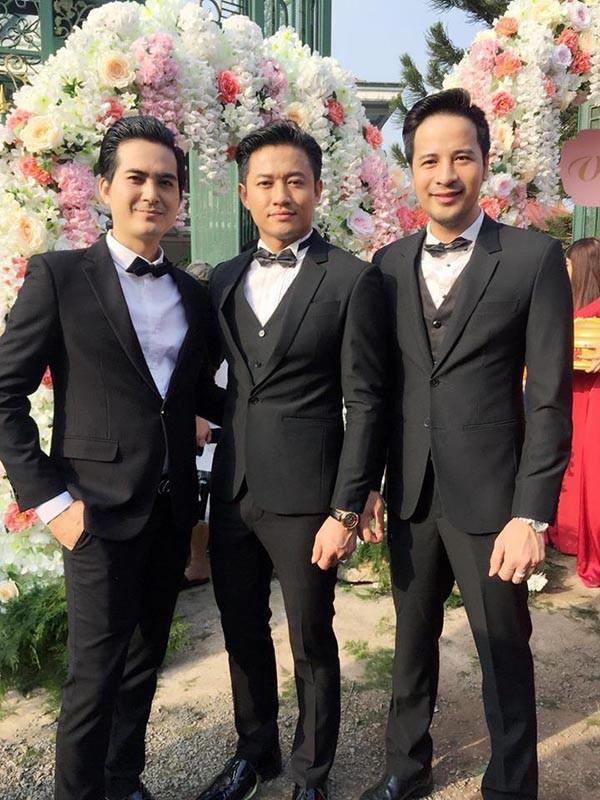 [CẬP NHẬT] Sao Việt bắt đầu xuất hiện tại đám cưới Lâm Khánh Chi với chồng kém 8 tuổi - Ảnh 21.