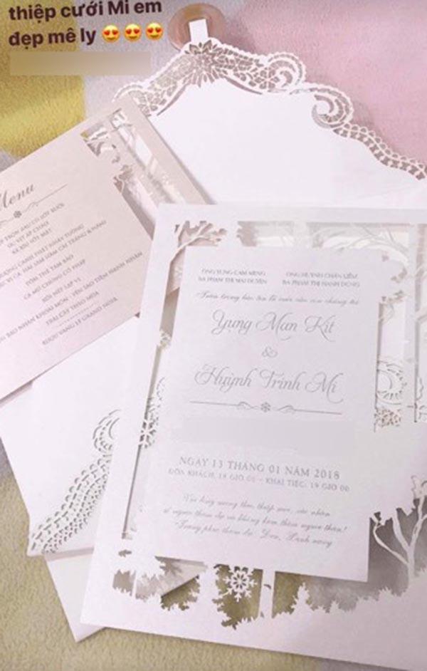 Em gái Trấn Thành tổ chức đám cưới với bạn trai ngoại quốc - Ảnh 1.