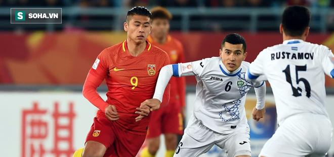 Fan Trung Quốc: Cầu thủ U23 Việt Nam cởi áo ra thấy cơ bắp, cầu thủ mình thì toàn hình xăm - Ảnh 1.