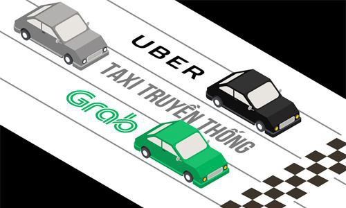 Uber Việt Nam có trở thành hãng taxi để cạnh tranh công bằng?  - Ảnh 2.