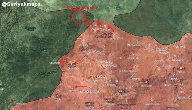 """""""Hổ Syria"""" đè bẹp phiến quân, chiếm cứ địa tại Idlib - Ảnh 1."""