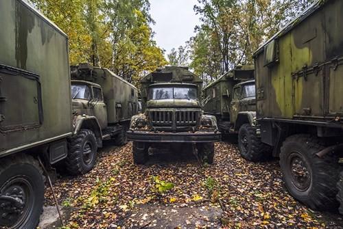 """Nga với """"di sản quân sự đặc biệt"""" thời Xô Viết - Ảnh 2."""