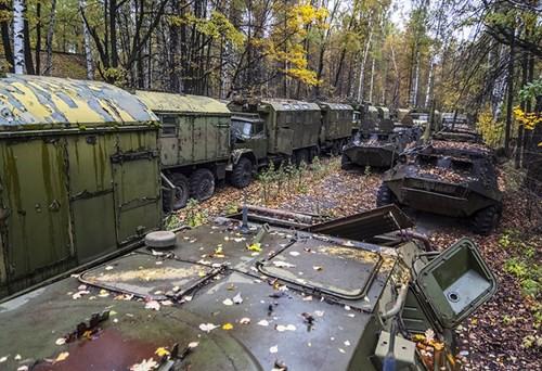 """Nga với """"di sản quân sự đặc biệt"""" thời Xô Viết - Ảnh 5."""