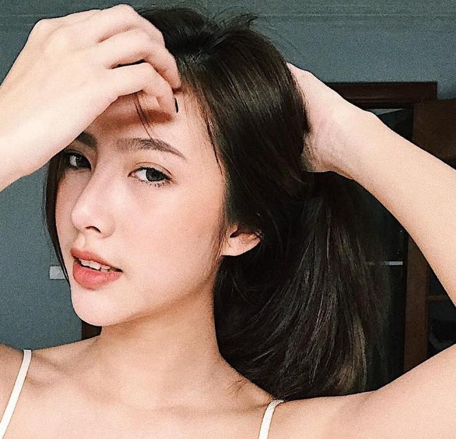 Cô bạn Thái Lan xinh đẹp, quyến rũ khó cưỡng khi diện bra đi countdown - Ảnh 2.