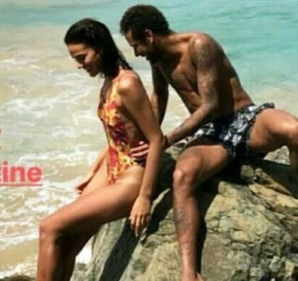Lộ cảnh nóng ngoài biển, Neymar và nữ diễn viên Bruna chính thức tái duyên - Ảnh 2.