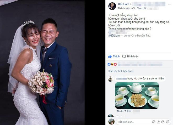Hãy cân nhắc khi nhờ bạn thân chụp ảnh cưới, vì rất có thể hắn sẽ biến bạn từ quả trứng gà thành hòn than bóc nõn - Ảnh 1.
