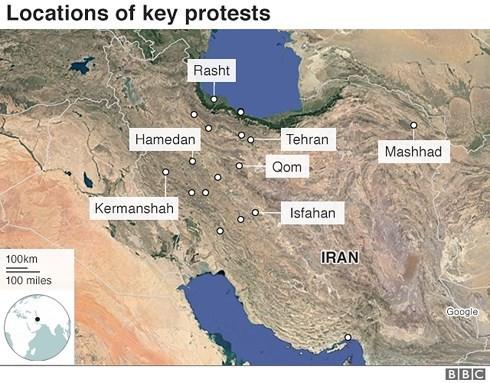 Mổ xẻ lý do đằng sau các cuộc biểu tình bạo động chết người ở Iran - Ảnh 1.