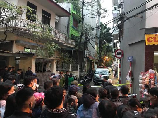 Công an kết luận sơ bộ Chủ tịch huyện Quốc Oai treo cổ tự tử - Ảnh 1.