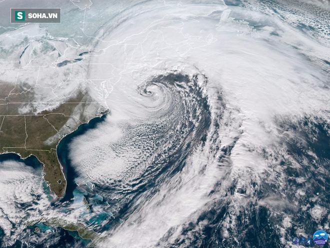 Bom bão tuyết khiến Mỹ lạnh thứ hai hành tinh, mùa đông ở Bắc Cực chưa là gì! - Ảnh 1.