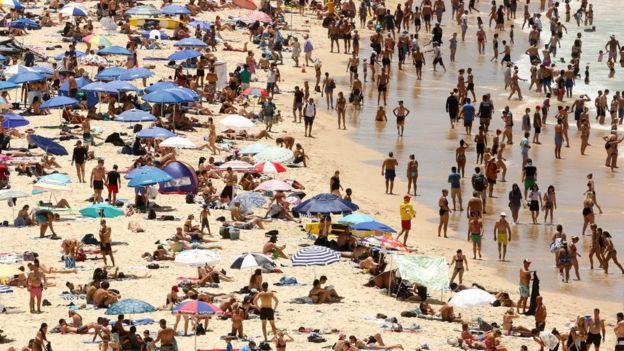 Trong khi Mỹ lạnh hơn cả Nam Cực, thành phố ở  Úc lại đang nóng kỷ lục gần 80 năm qua - Ảnh 5.