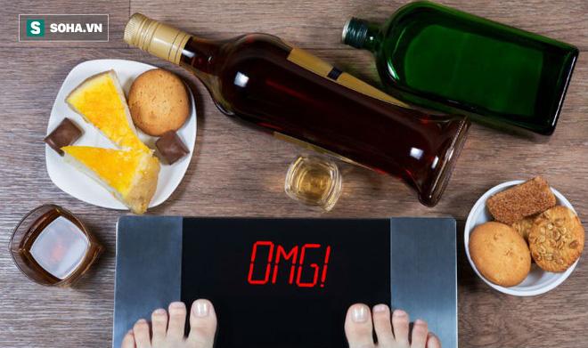 Cơ thể tích tụ độc tố sau những ngày tiệc tùng: Thuốc giải ngay trong căn bếp nhà bạn - ảnh 1