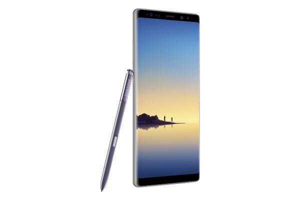 Samsung ra mắt Galaxy Note 8 phiên bản Tím khói tại Việt Nam - Ảnh 1.