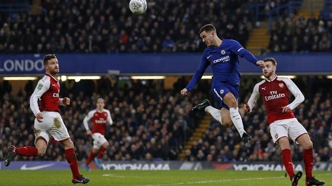 ĐIỂM NHẤN Chelsea 0-0 Arsenal: Sanchez dự bị trước tin đồn ra đi. Morata vẫn tệ - Ảnh 2.
