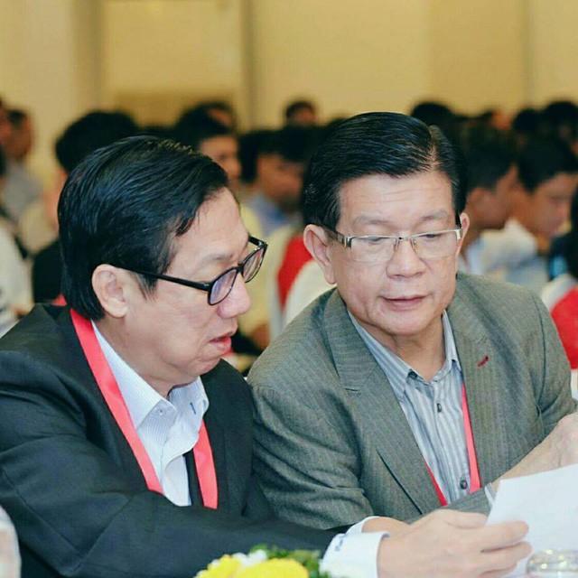 Chủ tịch Trần Kim Thành: Mâu thuẫn khởi nghiệp cũng như một đứa con nít, lớn lên tới tuổi dậy thì, nổi mụn là chuyện bình thường - Ảnh 1.