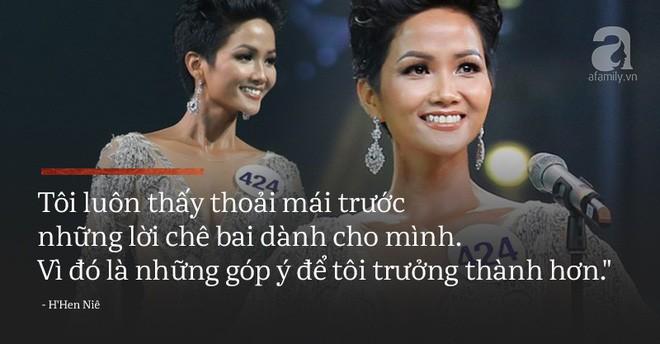 Không phải tấm gương về sự nghèo khó, đây mới là điều tuyệt vời nhất ở Hoa hậu HHen Niê - Ảnh 2.