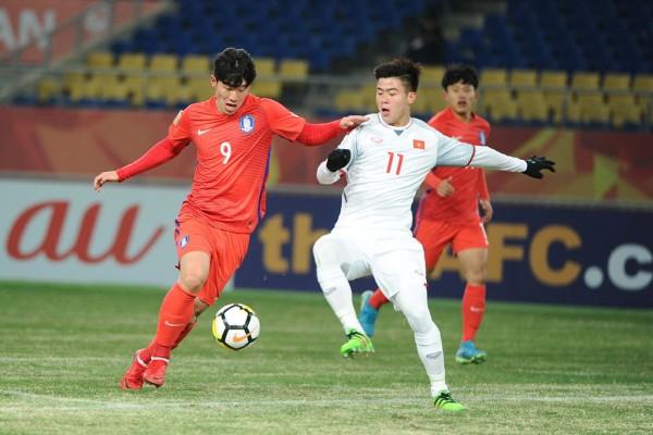 Quế Ngọc Hải nói gì về hàng thủ U23 Việt Nam sau trận thua Hàn Quốc? - Ảnh 1.