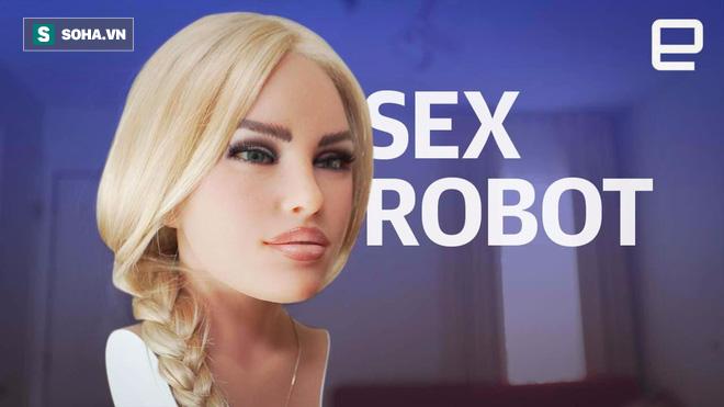 Robot tình dục Harmony tháo dỡ khuôn mặt tuyệt đẹp ngay tại CES 2018: Quá bất ngờ! - Ảnh 1.