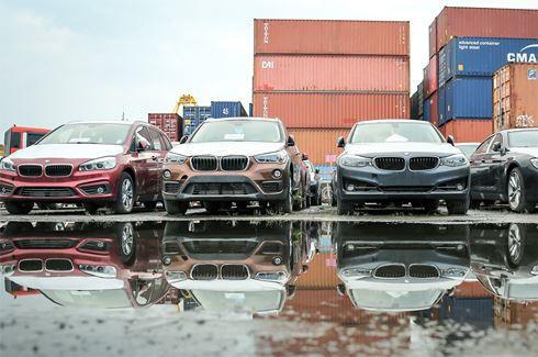 Số phận lô 600 xe BMW nằm cảng Sài Gòn được định đoạt  - Ảnh 1.