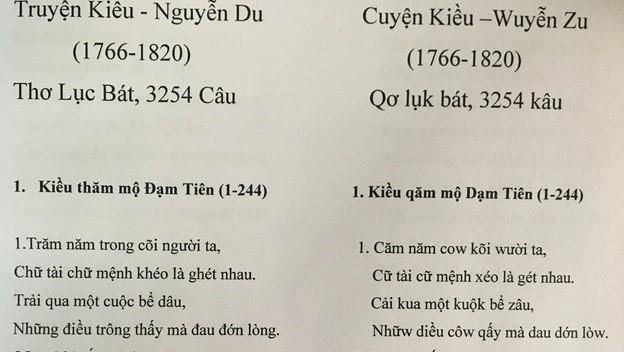 """PGS-TS Bùi Hiền chuyển thể """"Truyện Kiều"""" sang ngôn ngữ """"Tiếw Việt"""" - Ảnh 1."""