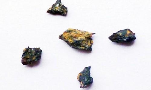 Bí ẩn kỳ lạ viên đá có nguồn gốc ngoài hành tinh khiến giới khoa học đau đầu  - Ảnh 1.