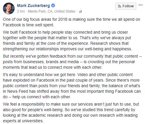 Đăng một bài viết, Mark Zuckerberg mất ngay 3,3 tỷ USD - Ảnh 2.