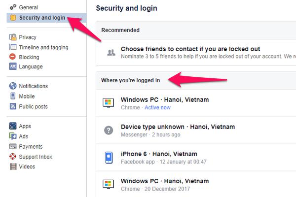 Hướng dẫn cách thoát Facebook từ xa siêu đơn giản cho những người đãng trí - Ảnh 2.