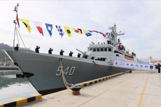 Hải quân Trung Quốc liên tiếp nhận thêm máy bay, tàu chiến vì yêu sách biển đảo - Ảnh 2.
