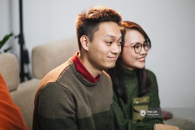 Nhật Anh Trắng - Trang Đinh: Sợ vợ là yếu tố quan trọng nhất để có một gia đình hạnh phúc... - Ảnh 12.