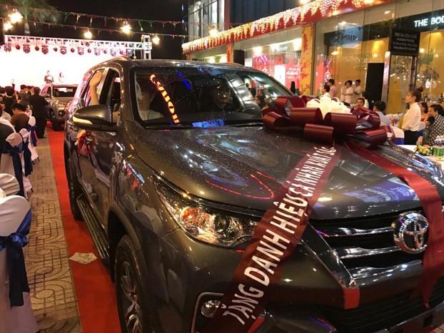 Năm nay, C.T Group tặng xe gì cho cán bộ nhân viên? - Ảnh 2.