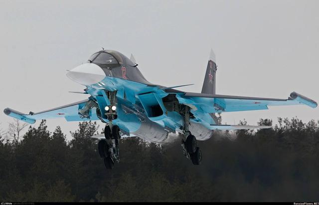 Trở thành ngôi sao ở Syria nhưng Su-34 không lọt nổi mắt xanh của Trung Quốc: Vì sao? - Ảnh 1.
