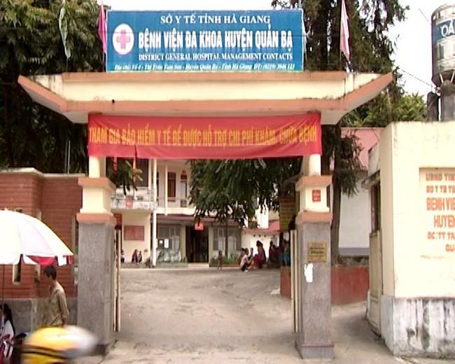Sản phụ ở Hà Giang tố bị thúc sinh dẫn tới thai nhi chết ngạt: Bộ Y tế chỉ đạo xử lý - Ảnh 1.
