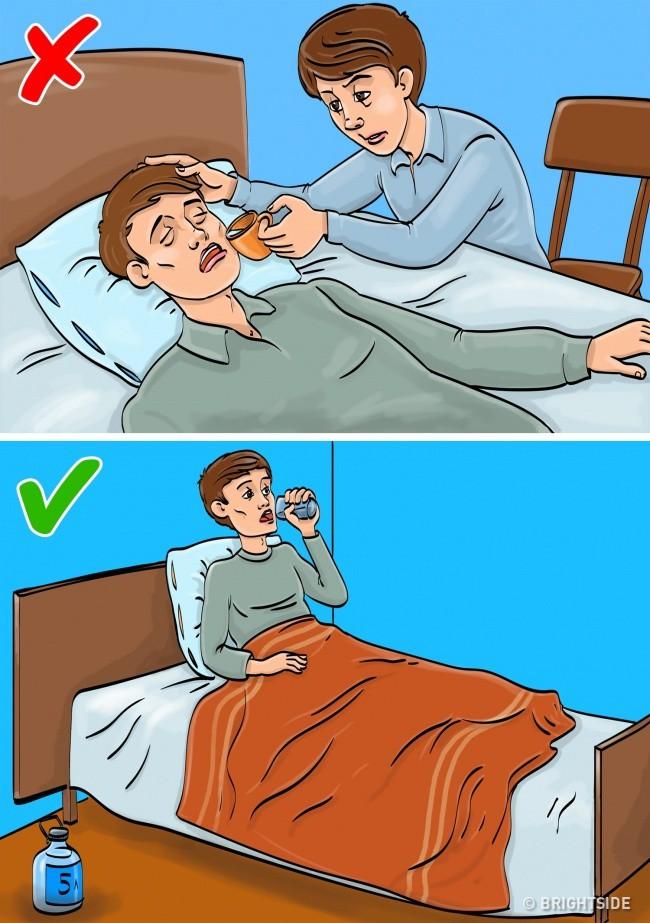Những cách sơ cứu sai lầm rất nhiều người mắc phải - ảnh 9