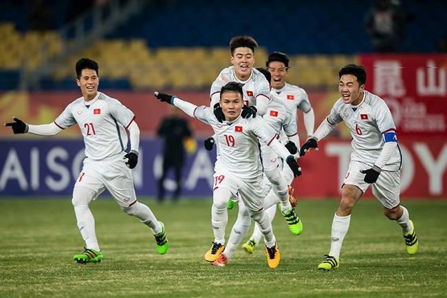 Quang Hải nói gì sau cú đúp giúp U23 Việt Nam tiến thẳng vào chung kết giải U23 châu Á? - Ảnh 2.