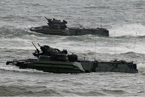 """Biển Đông: Khi Mỹ """"im hơi lặng tiếng"""" là lúc Trung Quốc lên tiếng - Ảnh 1."""