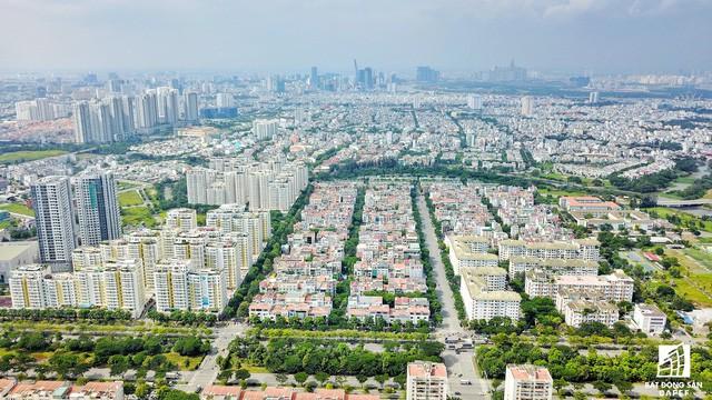 Toàn cảnh khu đô thị hiện đại bậc nhất Sài Gòn với hàng chục nghìn căn nhà cao cấp đang ùn ùn mọc lên - Ảnh 12.