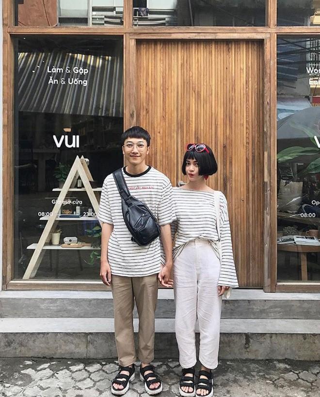 Các cặp đôi Việt gây sốt trên Instagram nhờ kho ảnh chụp chung vừa chất, vừa đáng yêu - Ảnh 11.