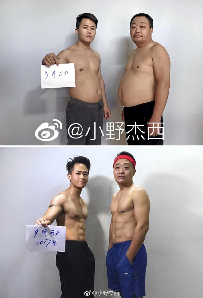 Từ bụng bia hóa cơ bắp, hành trình giảm cân 6 tháng của gia đình này khiến ai nấy đều ngưỡng mộ - Ảnh 12.