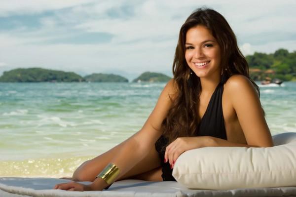 Lộ cảnh nóng ngoài biển, Neymar và nữ diễn viên Bruna chính thức tái duyên - Ảnh 12.