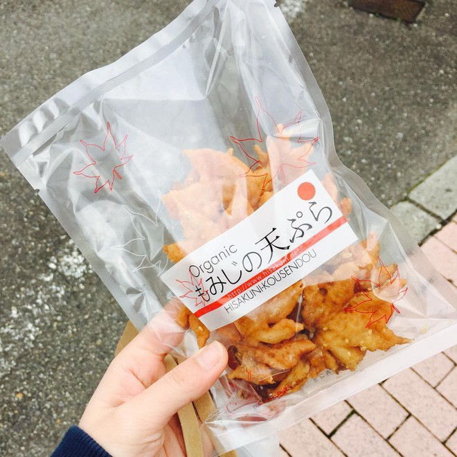 Câu chuyện thú vị về món tempura lá phong cầu kỳ, muốn ăn phải chuẩn bị nguyên liệu trước cả năm trời - Ảnh 12.