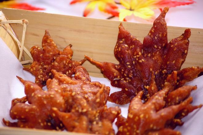 Câu chuyện thú vị về món tempura lá phong cầu kỳ, muốn ăn phải chuẩn bị nguyên liệu trước cả năm trời - Ảnh 13.