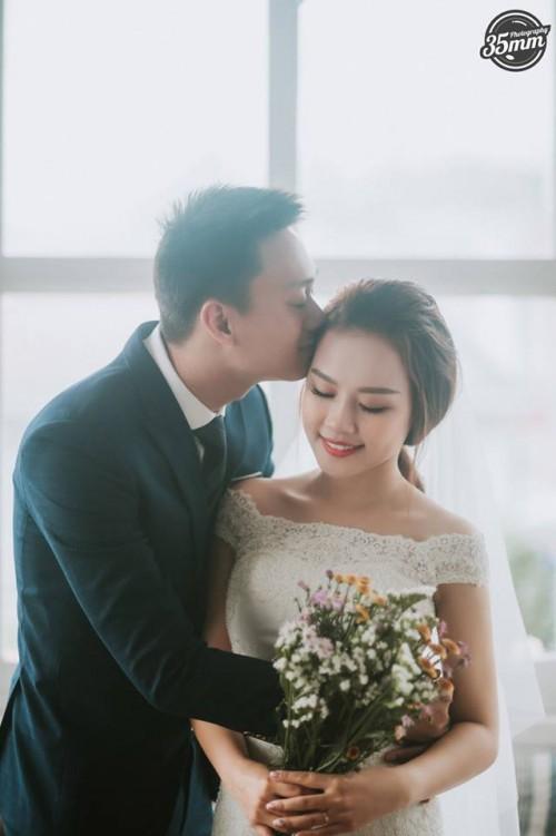 Không lầy lội, ảnh cưới của Nhật Anh Trắng và vợ lại lãng mạn như thế này đây! - Ảnh 13.