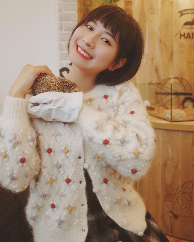 Nữ sinh Trung Quốc được cư dân mạng ca ngợi vì nhan sắc đỉnh cao, trông giống hệt ngọc nữ số 1 Nhật Bản - Ảnh 13.